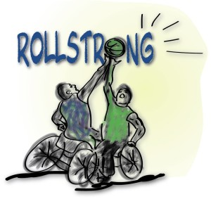 Roll Strong Logo